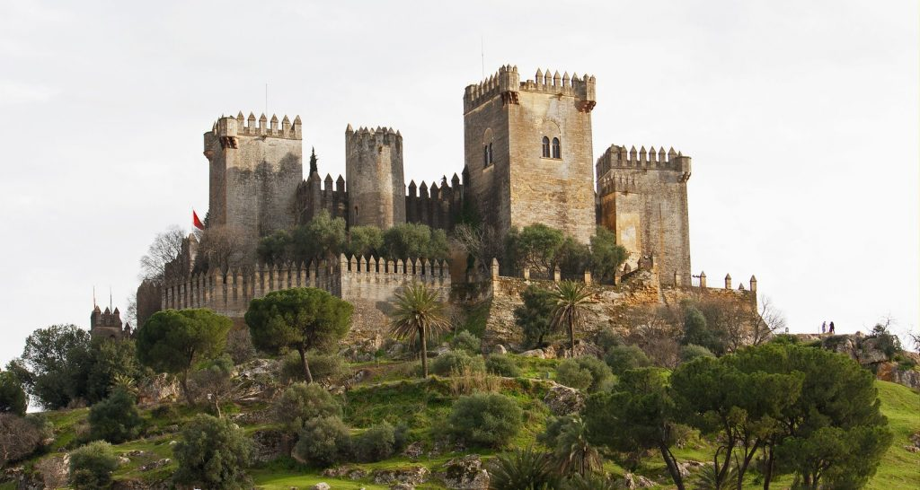 Moorish military architecture was very sophisticated, particularly on the frontiers of Spain